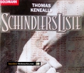 Schindlers Liste. Von Thomas Keneally (1994)