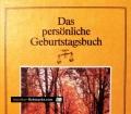 Das persönliche Geburtstagsbuch 1. Oktober. Von Martin Weltenburger (1983)