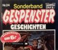 Gespenstergeschichten Nr. 24. Von Bastei Verlag (1992)