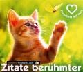 Zitate berühmter Tierfreunde. Von Österreichische Tierschutzzeitung