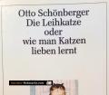 Die Leihkatze. Von Otto Schönberger (1987)