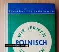 Wir lernen Polnisch. Von Wilhelm Reinholz (1965)