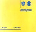 Betontechnologie für die Praxis. Von Hubert Roth (1974).