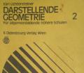 Darstellende Geometrie 2. Von Karl Lichtensteiner (1976).