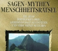 Sagen, Mythen, Menschheitsrätsel. Ein Atlas der heiligen Orte, geheimnisvollen Kulturstätten und versunkenen Kulturen. Von Jennifer Westwood (1990)