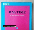 Ragtime for piano. Scott Joplin. Von Laszlo Goz (1994)