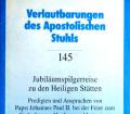 Jubiläumspilgerreise zu den Heiligen Stätten. Von Sekretariat der Deutschen Bischofskonferenz (2000)