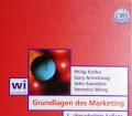 Grundlagen des Marketing. Von Philip Kotler (2003).