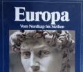EUROPA vom Nordkap bis Sizilien (1989) von ADAC und Deutscher Bücherbund.