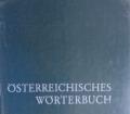 ÖSTERREICHISCHES WÖRTERBUCH (1968)