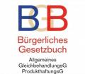 Bürgerliches-Gesetzbuch-BGB-mit-Allgemeinem-Gleichbehandlungsgesetz-Produkthaftungsgesetz