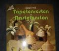 Spaß mit Tapetenresten + Bastelkarton (2)