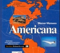 Americana. Im Zickzack von Alaska bis Feuerland. Erlebnisse eines gastronomischen Weltenbummlers. Von Werner Wymann (1992).