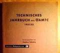Technisches Jahrbuch des Öamtc 1951-52. Von Stephan Szenasy
