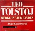 Leo Tolstoj. Werke in vier Bänden. Anna Karenina II (1979)
