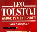Leo Tolstoj. Werke in vier Bänden. Anna Karenina I (1979)