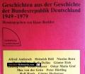 Geschichten aus der Geschichte der Bundesrepublik Deutschland 1949-1979. Von Klaus Roehler (1980)