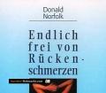 Endlich frei von Rückenschmerzen. Von Donald Norfolk (2001).