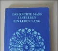 Das rechte Mass erstreben ein Leben lang. Von Franz Mayer-Mayerfels (1982)