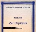 Der Gezeichnete. Von Kurt Ziesel (1942)