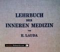 Lehrbuch der inneren Medizin. Band 2. Von Ernst Lauda (1949)