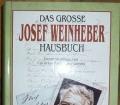 Das Grosse Josef Weinheber Hausbuch. Von Christian Weinheber-Janota (1995)