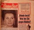 Das Kleine Blatt 21. August 1965.