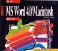 Das MS Word 4.0  Macintosh Buch. Von Michael Young (1990)