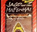Die Knickerbocker Bande. Jagd auf den Hafenhai. Band 14. Von Thomas Brezina (1995).