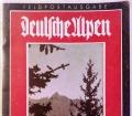 Deutsche Alpen. Von Karl Robert Langewiesche