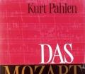 Das Mozart Buch. Von Kurt Pahlen (1969)