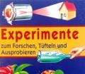 Experimente. Von Johann Eibl (2000)