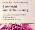 Geschlecht und Globalisierung. Von Sabine Hess (2001)