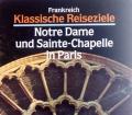 Notre Dame und Sainte-Chapelle in Paris. Von Geno Pampaloni (1989)