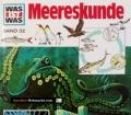 Meereskunde. Was ist was Band 32. Von Robert Scharff (1984)