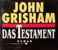 Das Testament. Von John Grisham (2000)