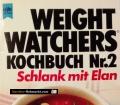 Weight Watchers Kochbuch Nr. 2. Von Heyne Verlag (2000)