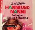 Hanni und Nanni bringen alle in Schwung. Von Enid Blyton (1984)