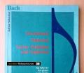 Intentionen, Sinfonien, Kleine Präludien und Fughetten. Für Klavier, for piano, pour piano. Johann Sebastian Bach. Von Tamas Zaszkaliczky (1994)