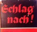 Schlag nach. Von Bibliographisches Institut (1939)