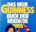 Das neue Guinness Buch der Rekorde 1989. Von Ullstein Verlag.